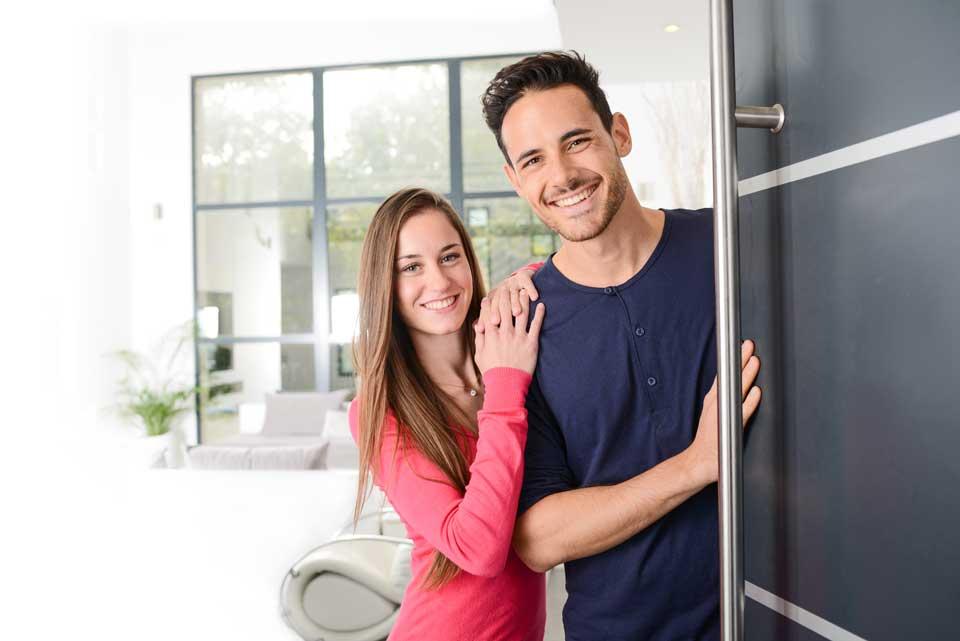 Bild: Kehl Immobilien, zufriedene Kunden